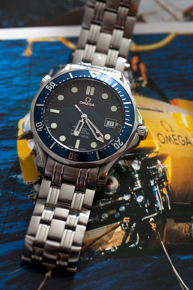 Omega Seamaster Professional 300m Coaxial 22208000