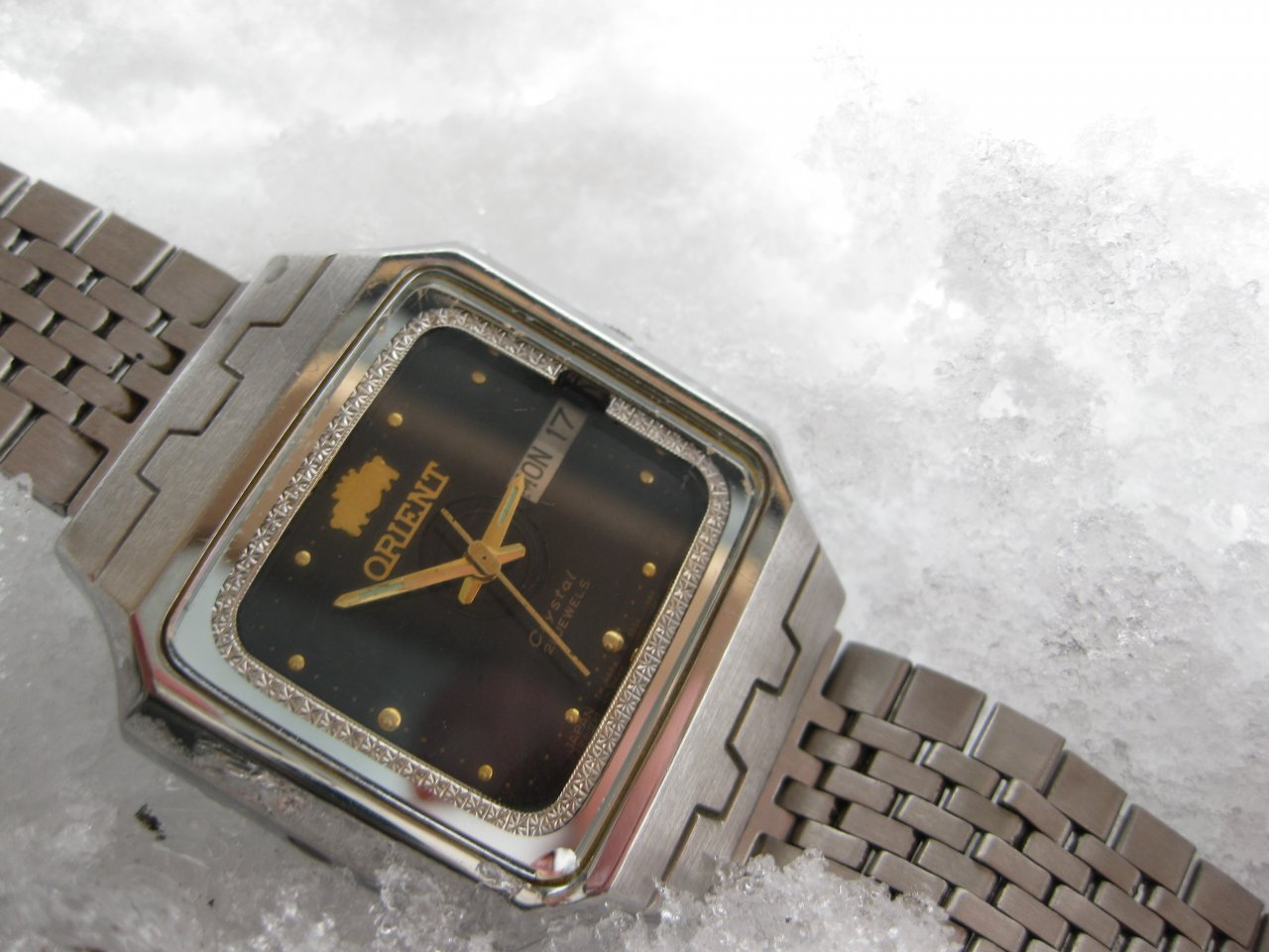 Часы ORIENT Crystal 21 Jewels Цена Часов Ориент Кристал
