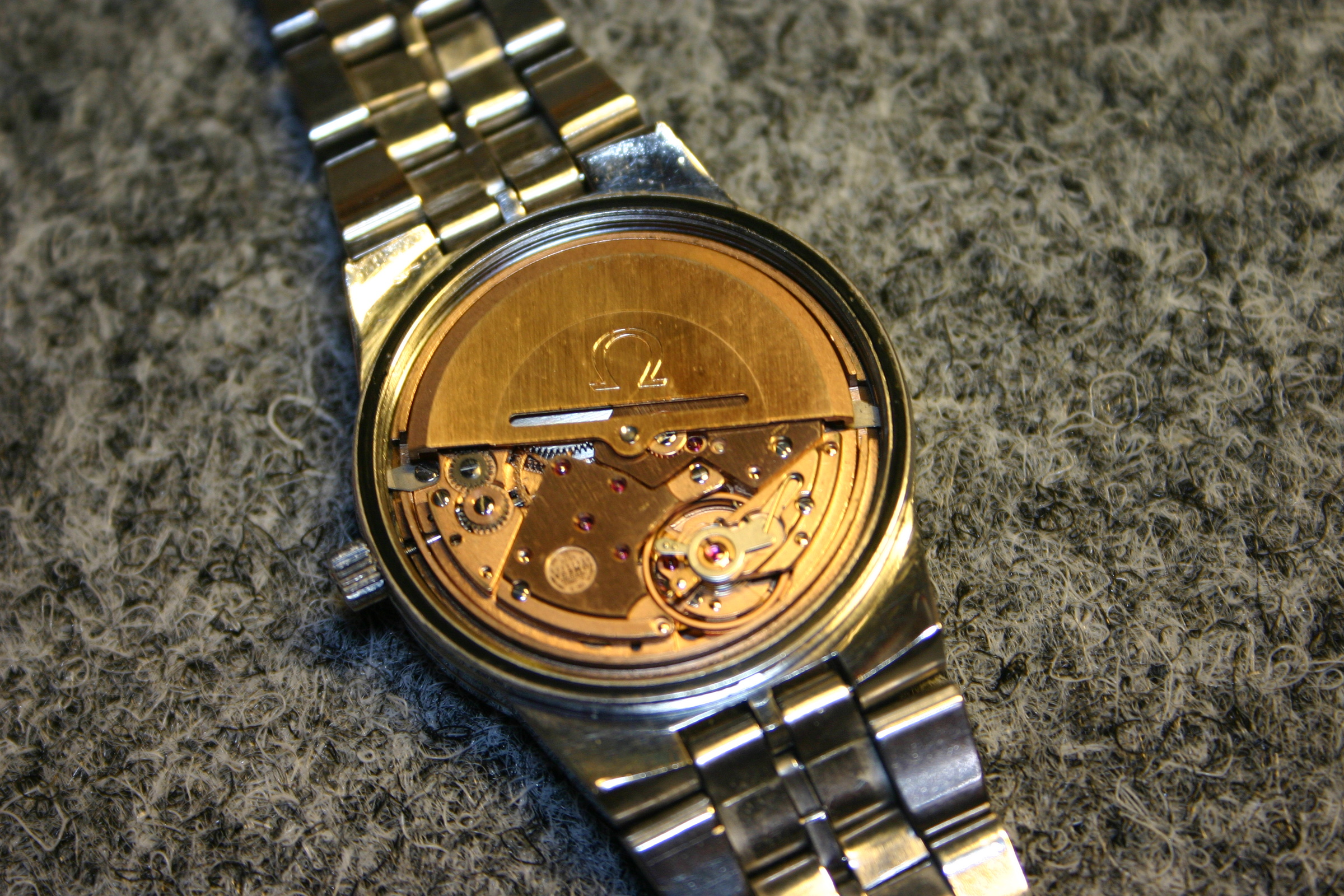 constellation d'Omega vintage