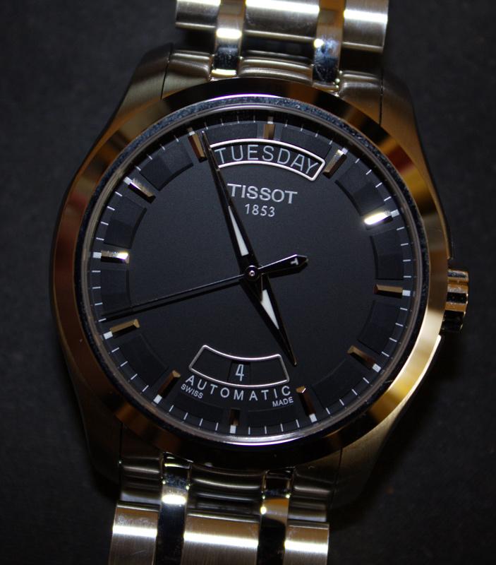 Купить копию tissot couturier t03561716051