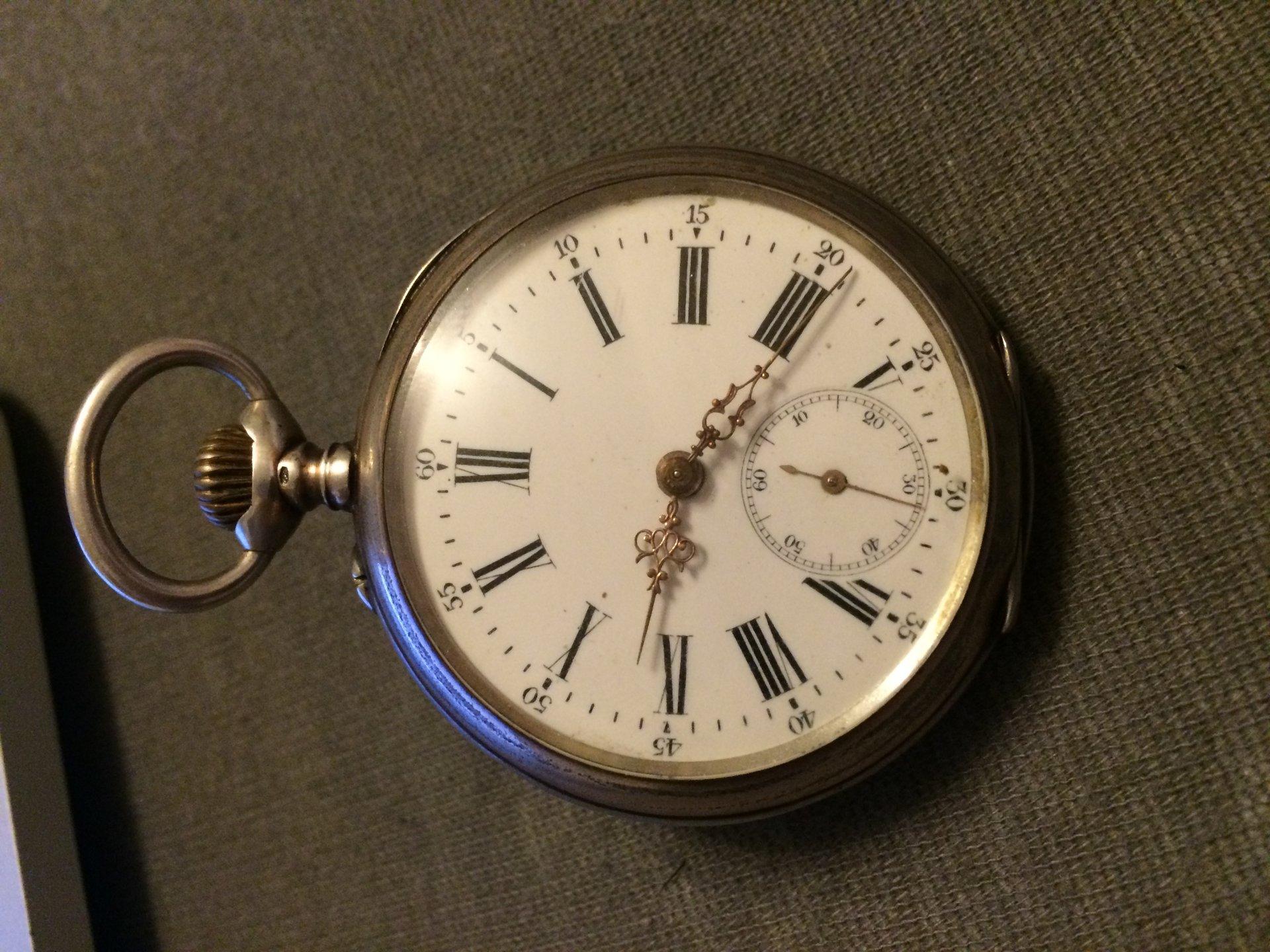 Antike taschenuhr wallpaper  Uhrenbestimmung Alte Taschenuhr von 1900? - UhrForum