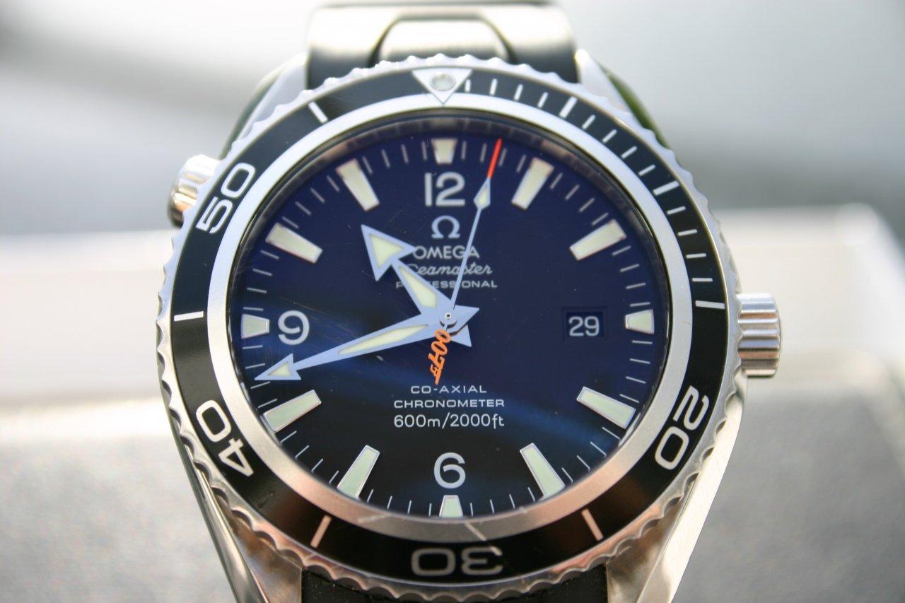 Verkauf Omega Seamaster Planet Ocean 007 Casino Royale