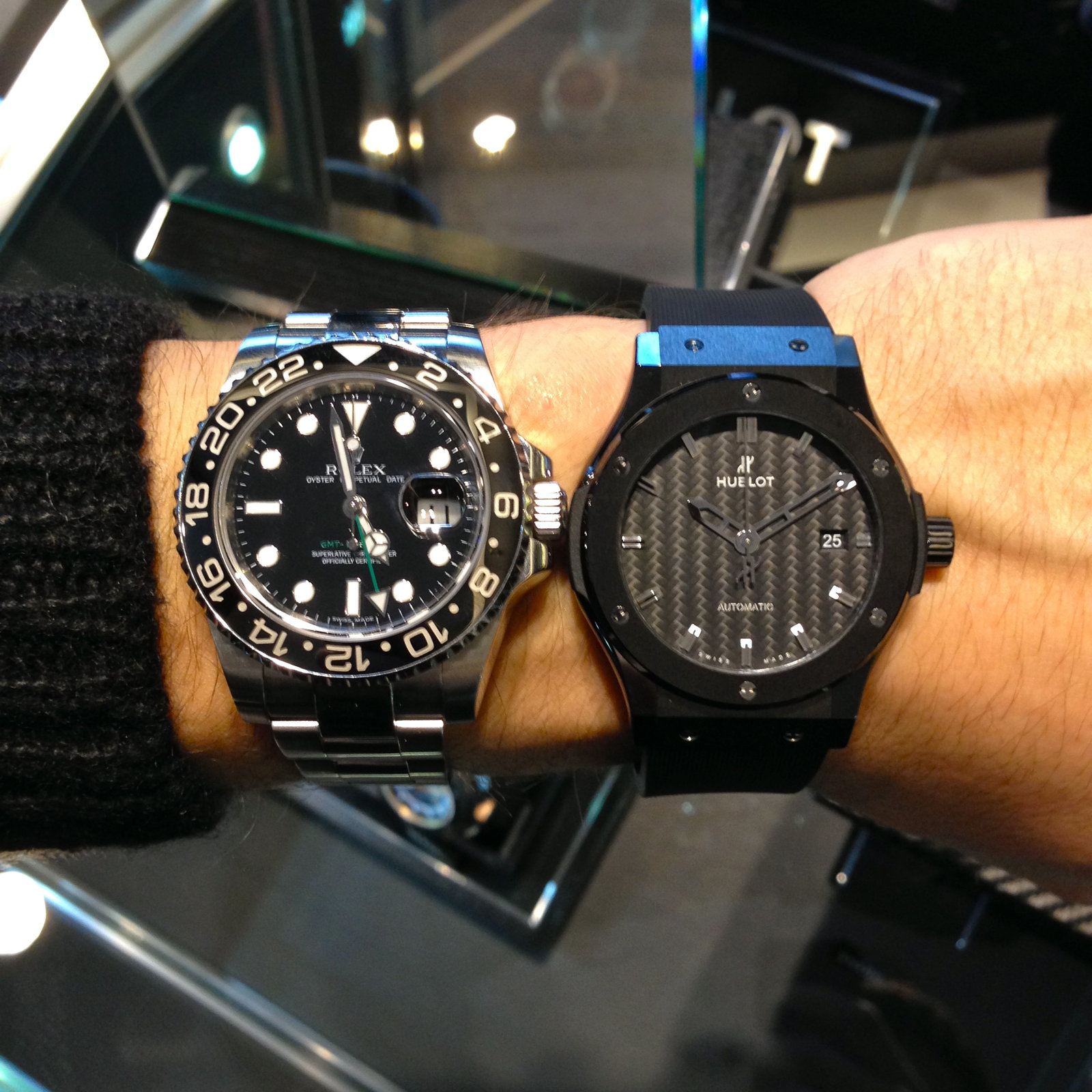 hublot big bang keramik