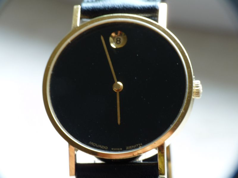 Movado Uhren UhrForum