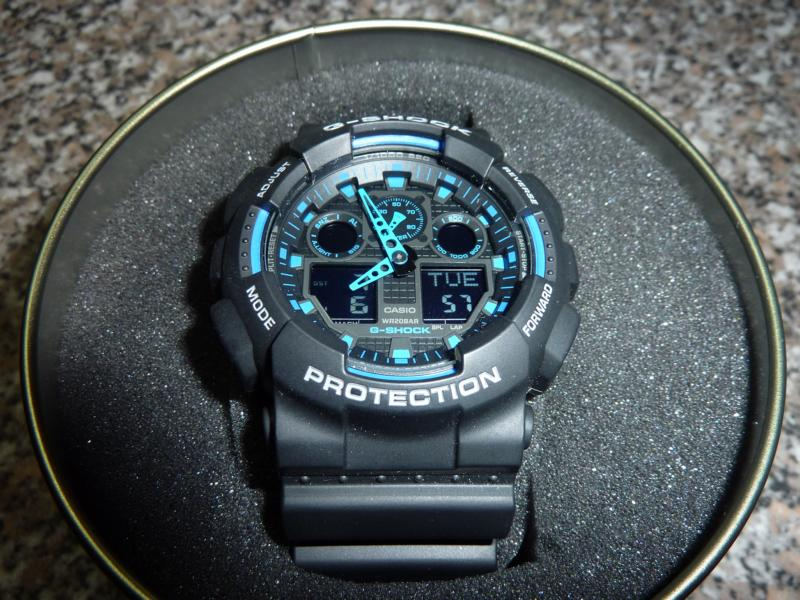 Military Watches: G Shock Instructions 5081