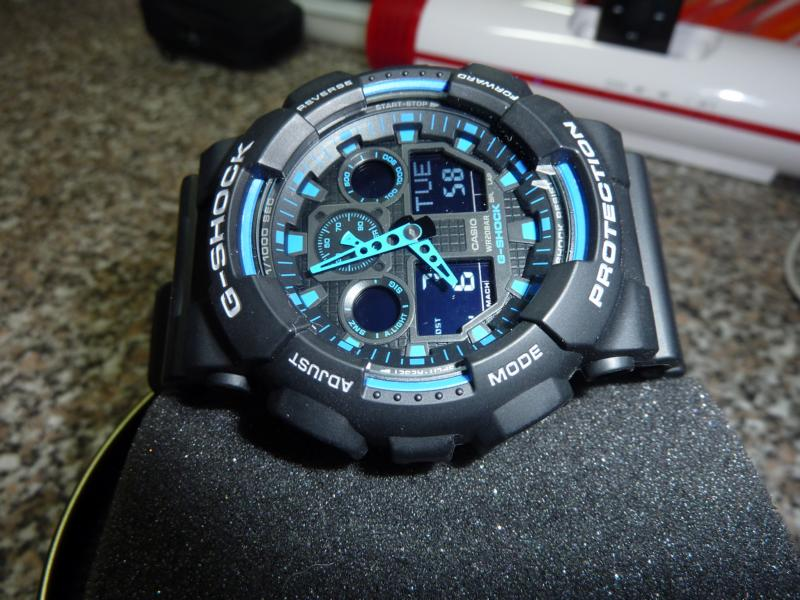 [Reserviert] Casio G Shock 5081 GA-100 - UhrForum