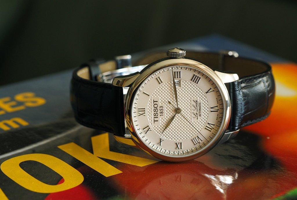 Китайские часы tissot le locle