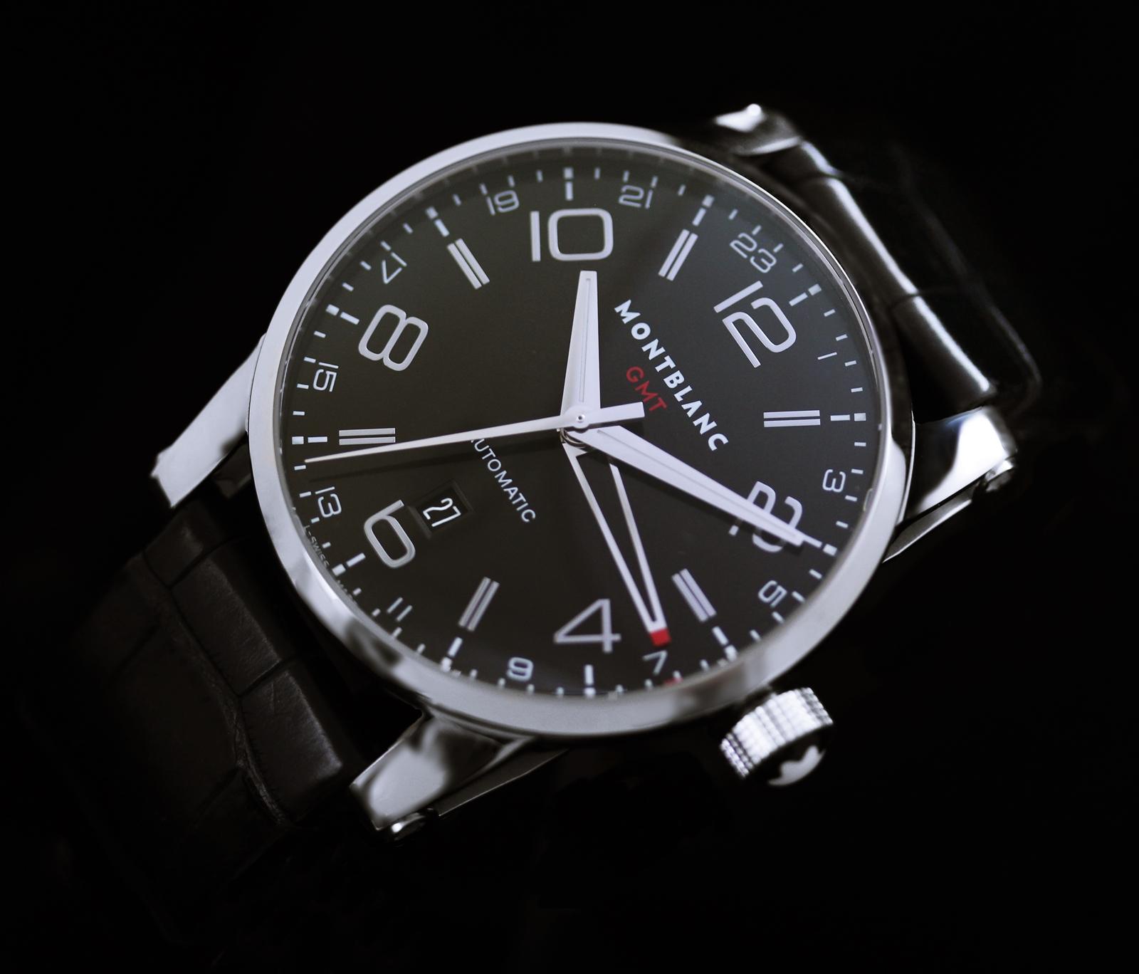 Montblanc Timewalker Gmt Uhrforum
