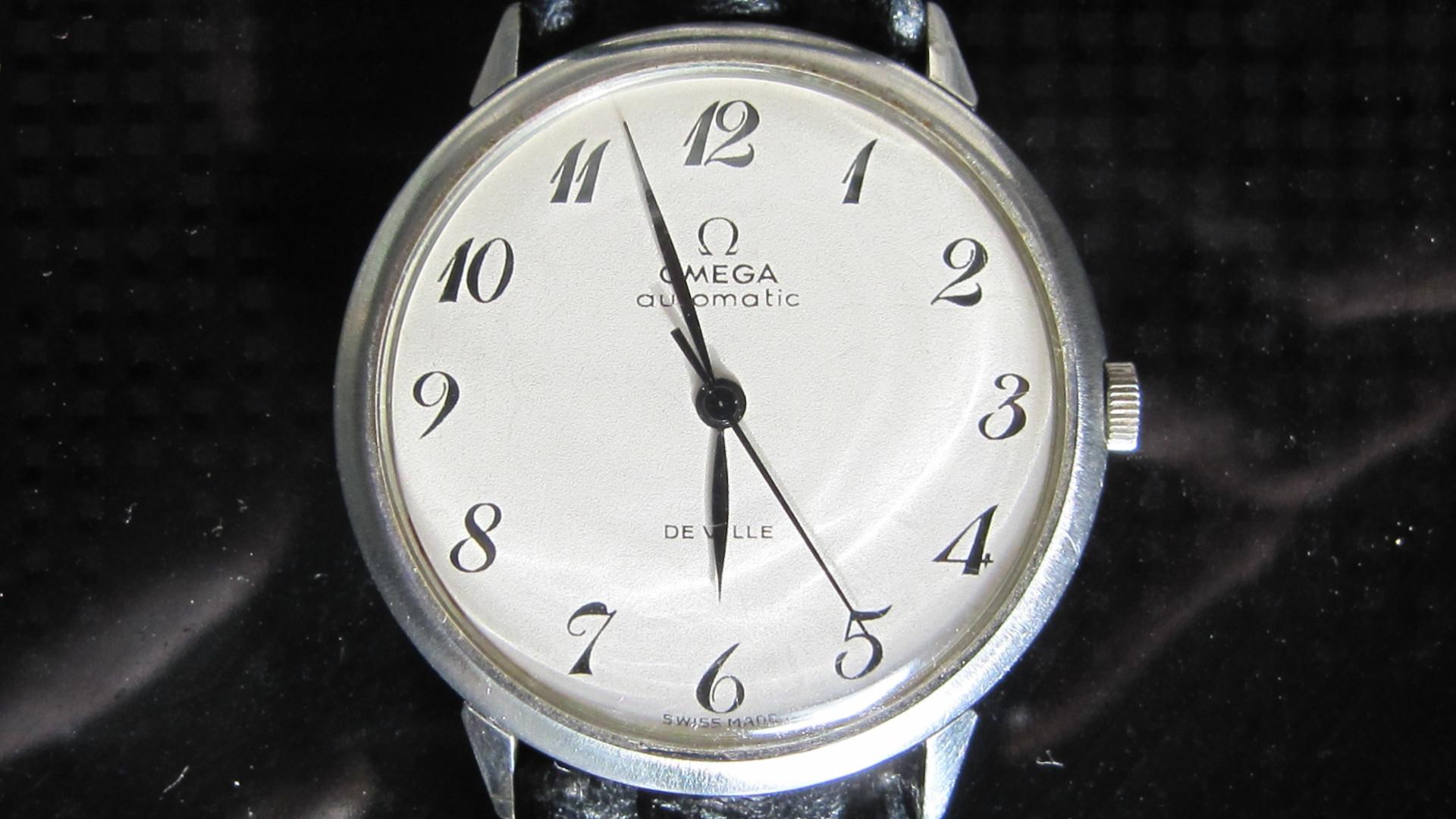 Omega Automatic De Ville Swiss Made.jpg