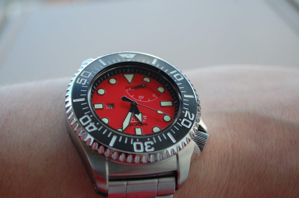 Extra Kurzvorstellung Orient Pro Saturation 300m Diver SEL02003H0 ...