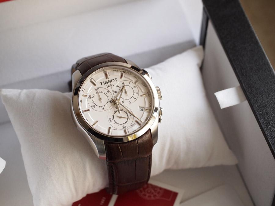 восстановить часы tissot couturier chronograph вот истечению одного