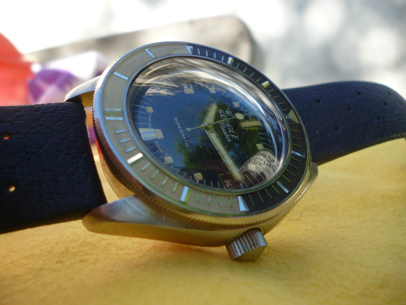 Die Sch Nste Uhr Der Welt Jeder Kennt Sie Hier Im Vintageeck Aber Jetz Ist Sie Bei Mir Uhrforum