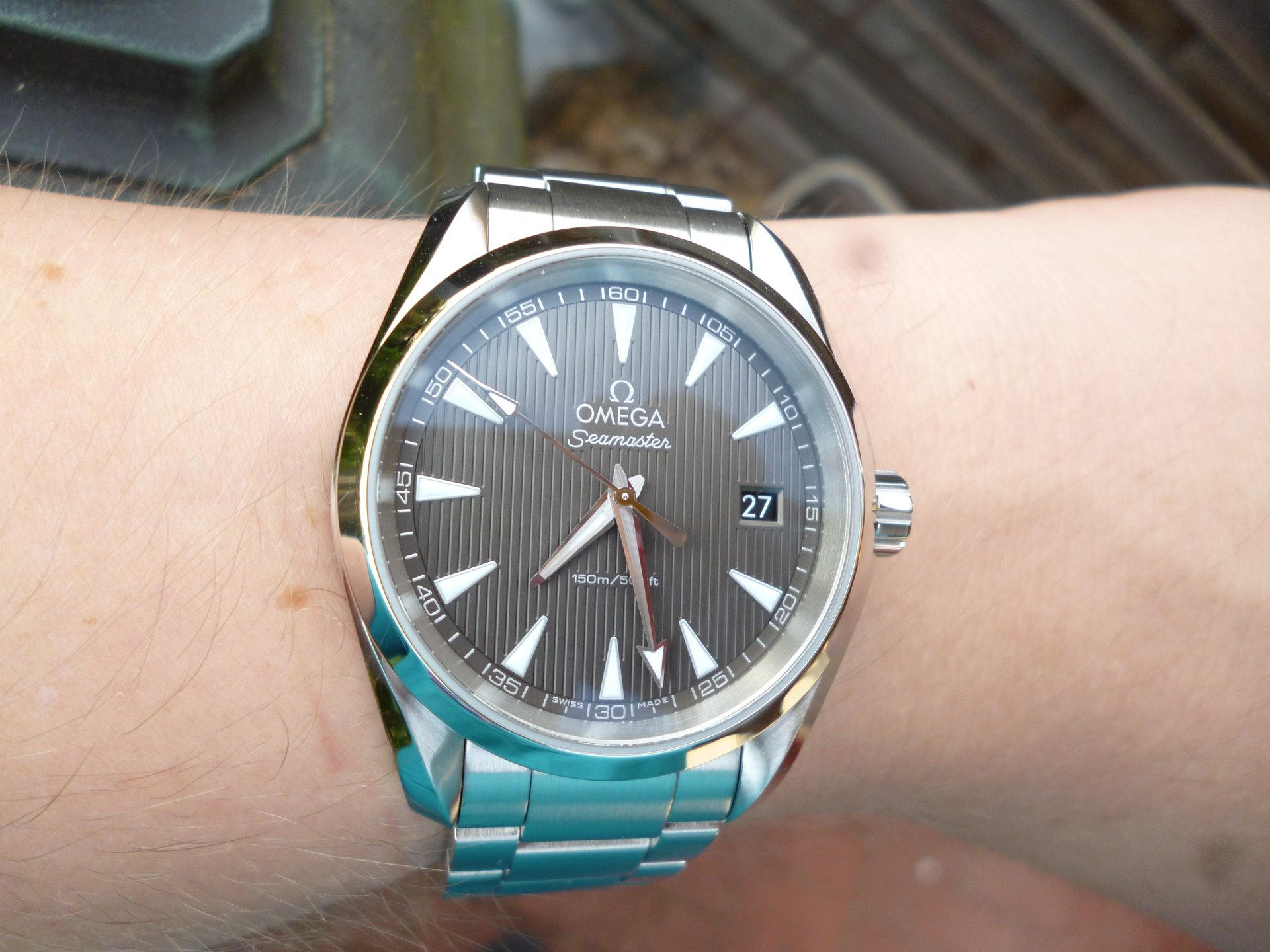 Re: Need to select ONE watch out of these 3 options - Omega Seamaster AT,  Tag Carerra or Grand Seiko