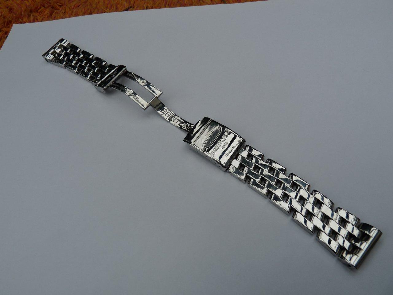 breitling armbänder