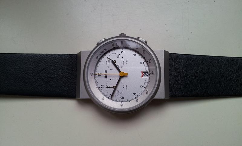 Reserviert Braun Aw60 Chronograph Ref Nr 3806 So Gut Wie Neu Uhrforum