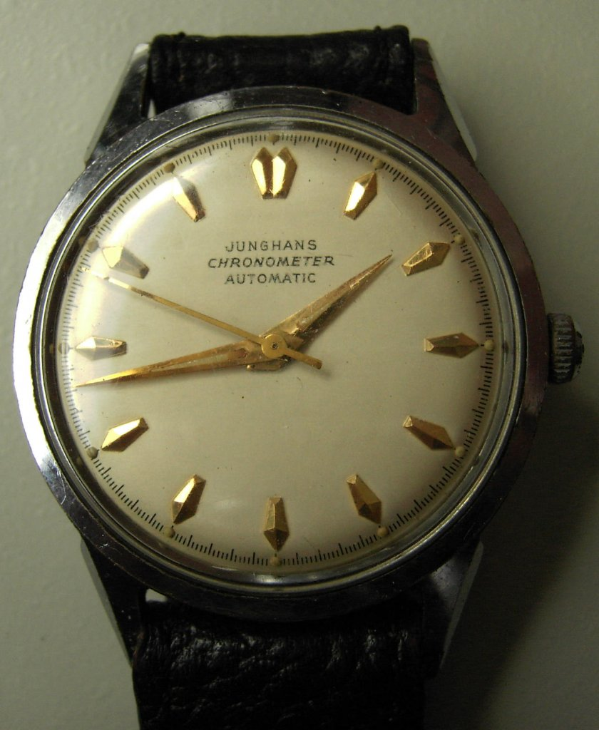junghans chronometer automatik 28 jewels uhrforum. Black Bedroom Furniture Sets. Home Design Ideas