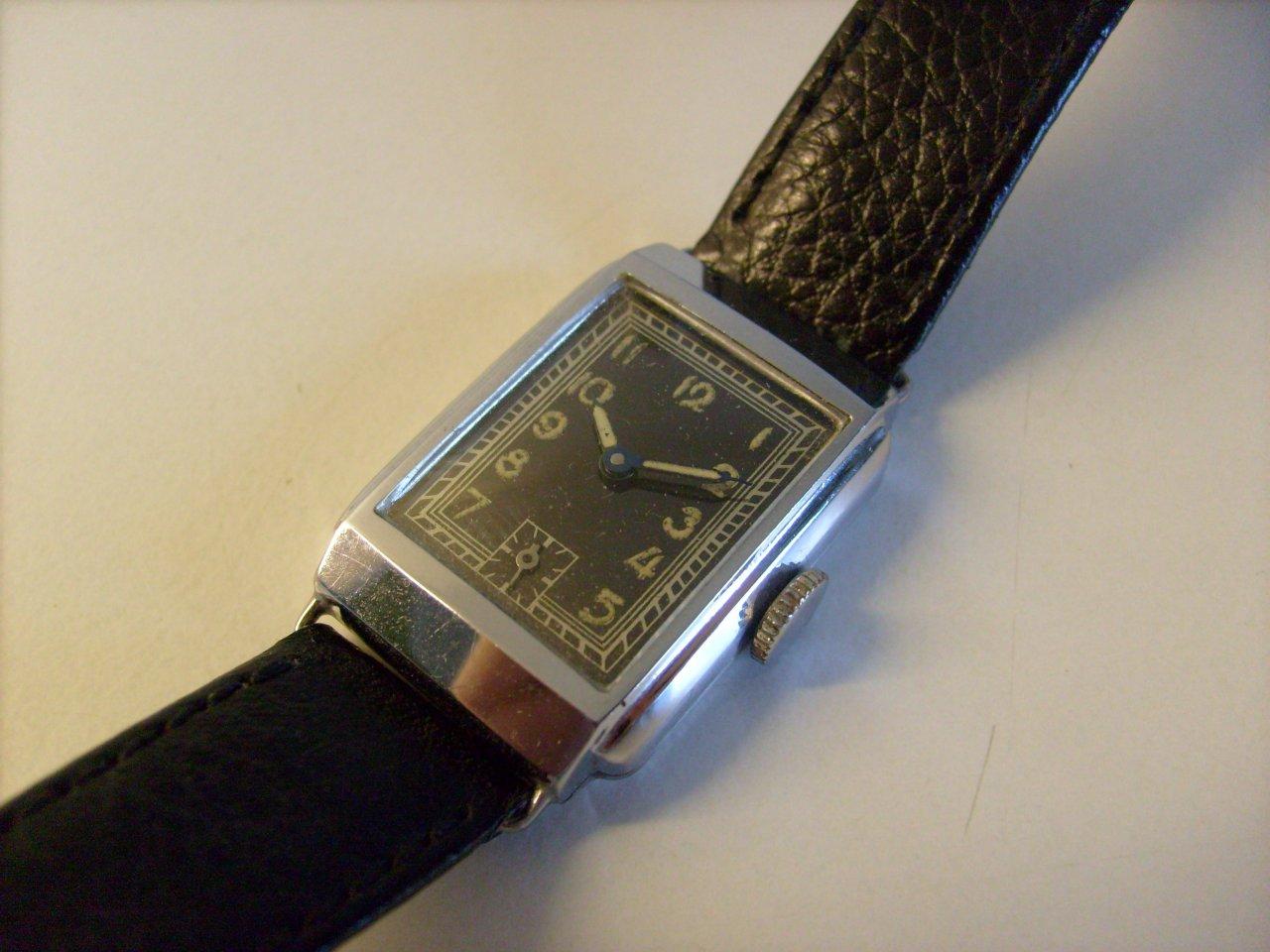 erledigt vintage armbanduhr nr 2 art deco uhrforum. Black Bedroom Furniture Sets. Home Design Ideas