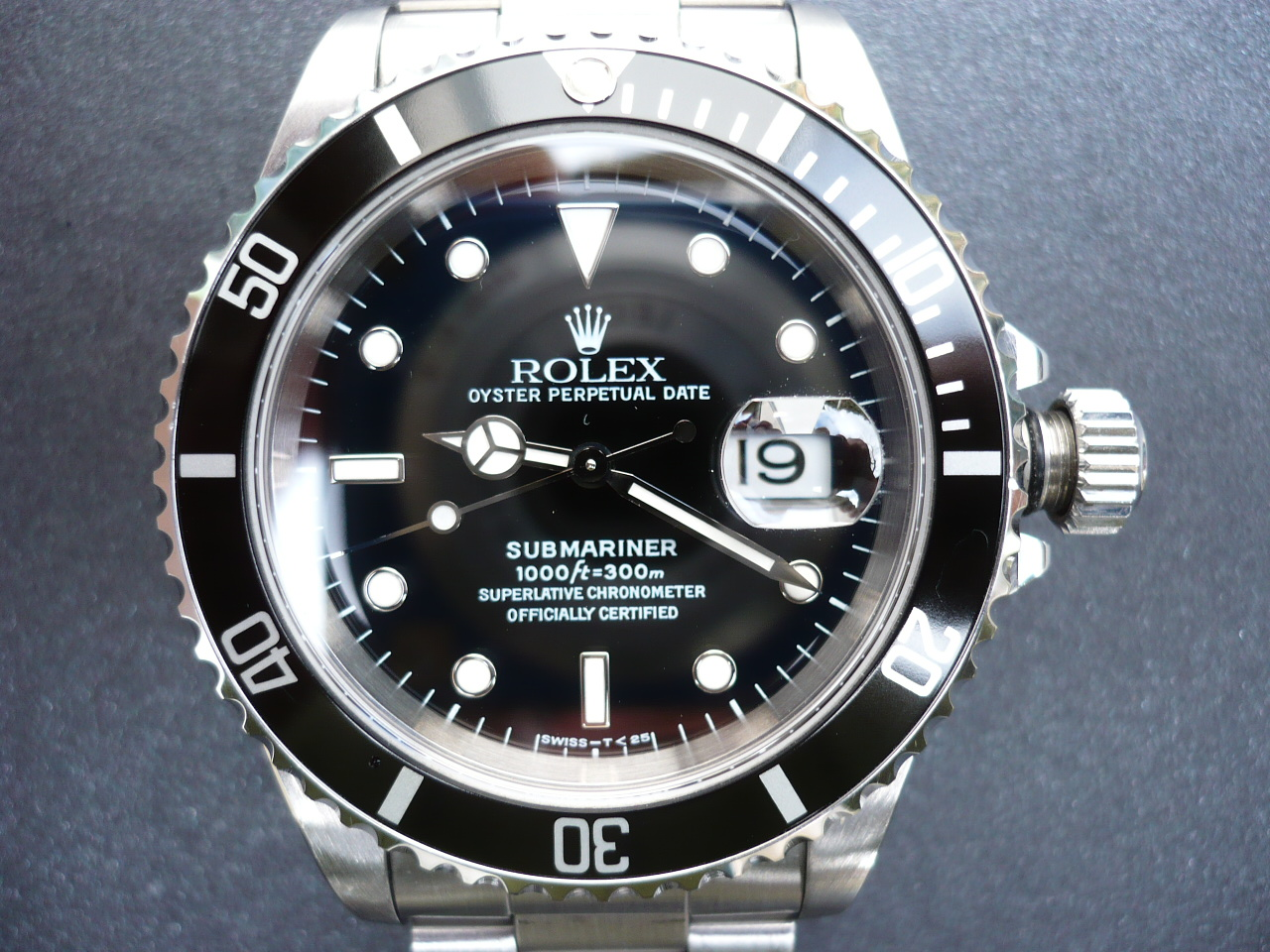 Original Rolex Submariner - Avanti Schools Trust