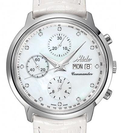 damen chronograph automatik