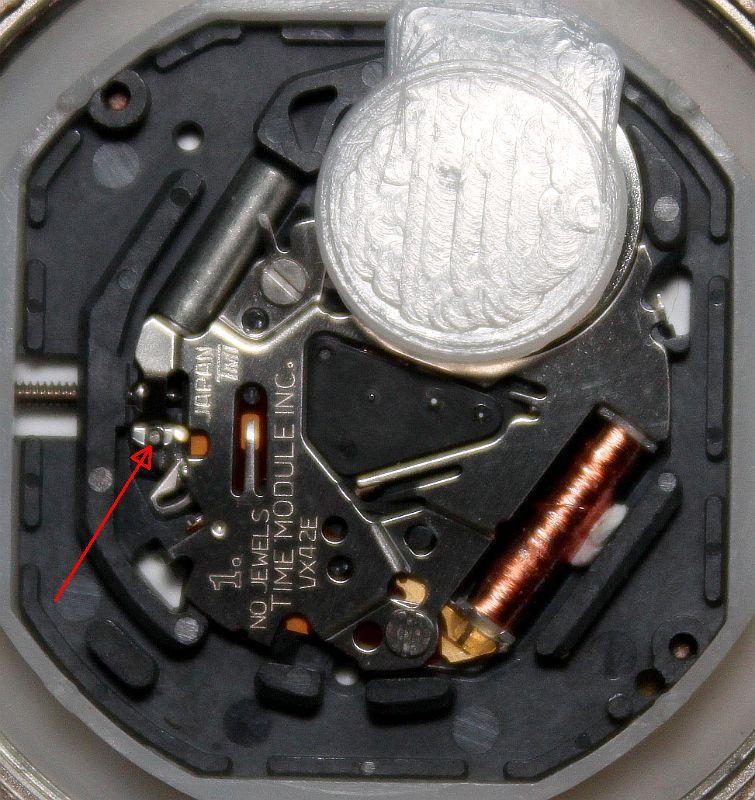 Vintage Bakelit Uhr Schweizer Uhrwerk