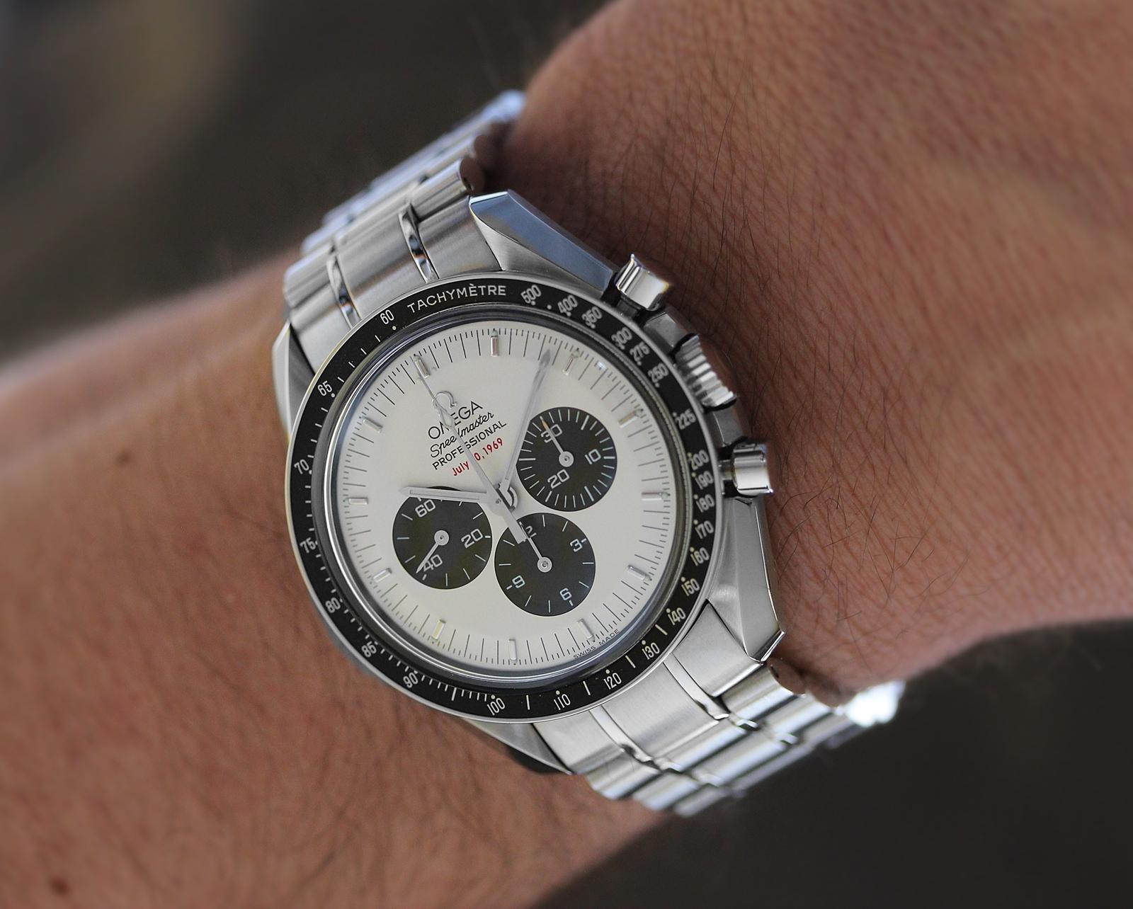 Omega Speedmaster Apollo 11 - UhrForum