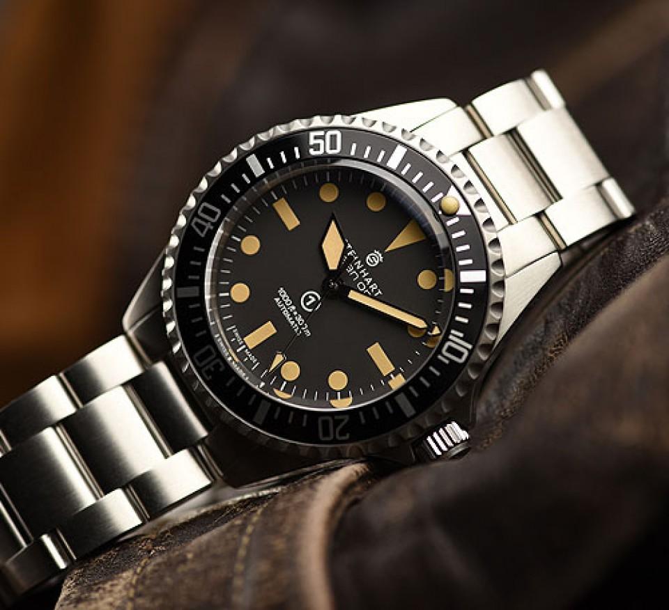 Kaufberatung alternativen zu steinhart ov military und chr - Oceanic dive watch ...