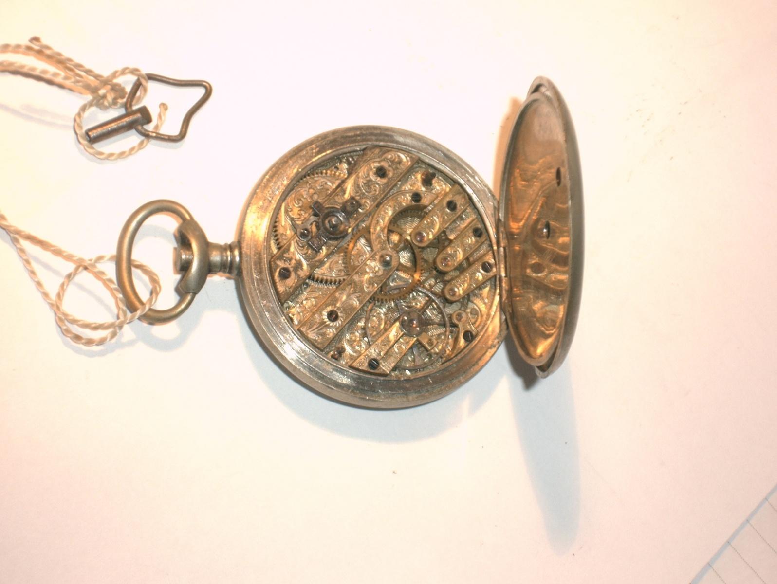 Antike taschenuhr  Antike Taschenuhr????? - UhrForum