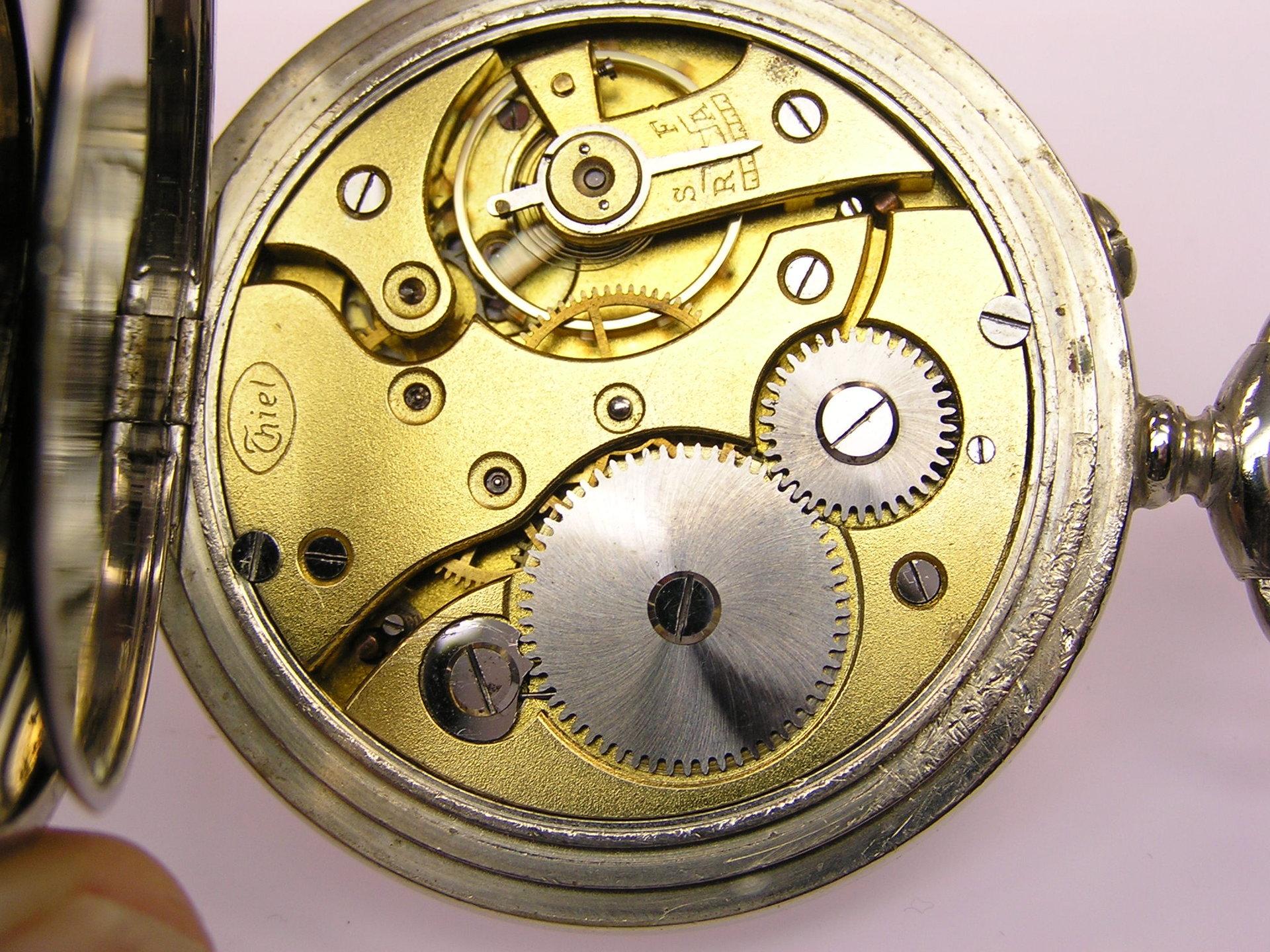 Taschenuhren der gebr der thiel uhrforum for An und verkauf gebrauchtmobel
