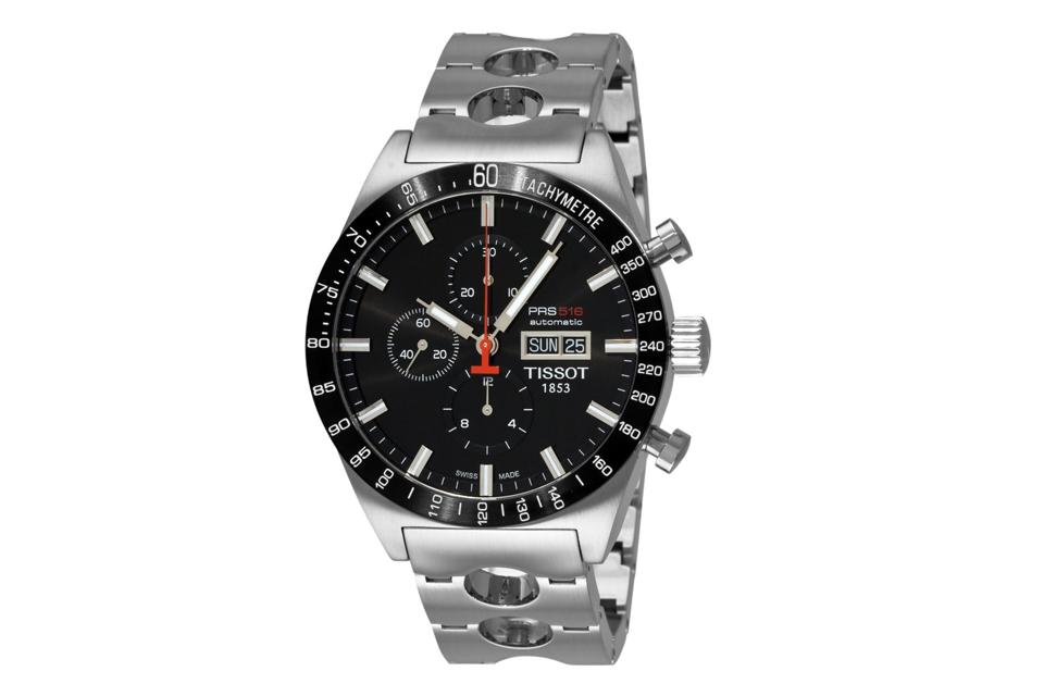 [Erledigt] Tissot PRS516 Automatik Chronograph Valjoux ...