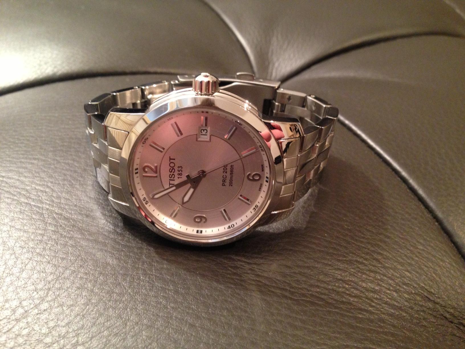 Архив: Часы Tissot PRC 200 оригинал: 4 900 грн
