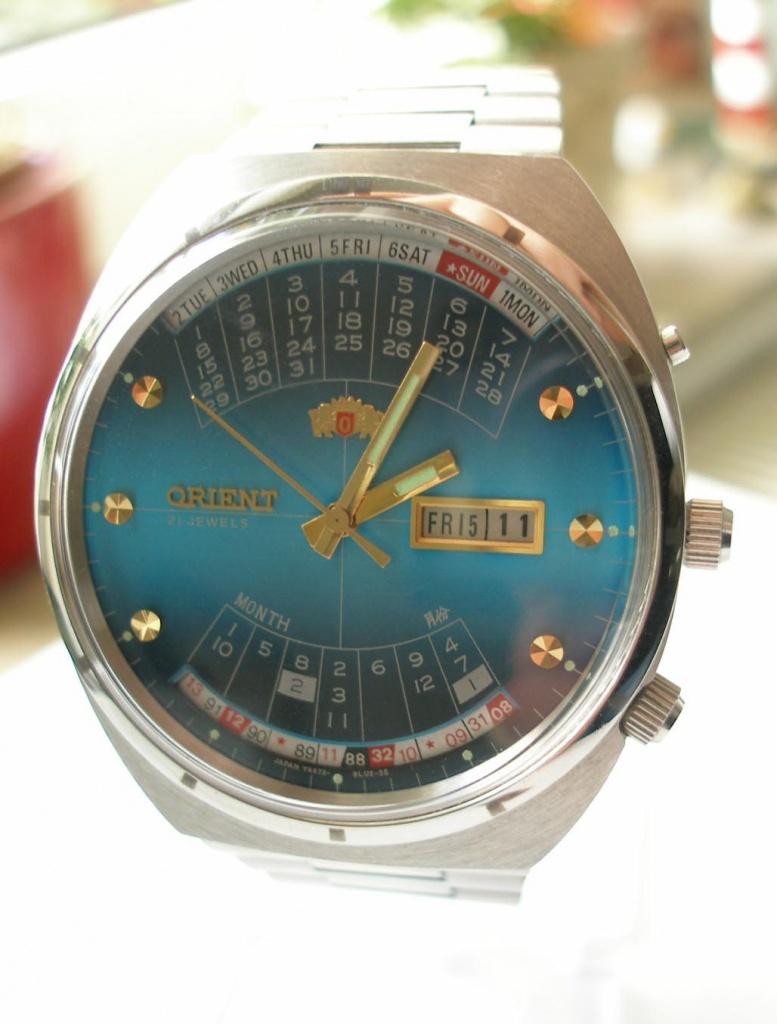 Цена на муржские часы фирмы ориент