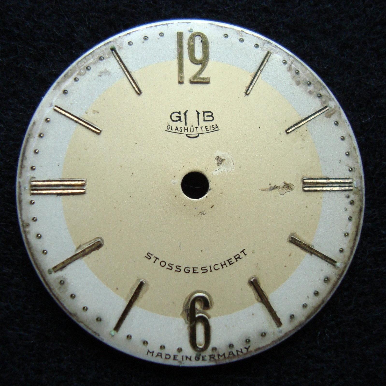 Zifferblatt Reinigen Oder Restaurieren Wer Kanns Uhrforum