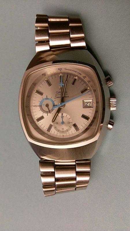 C60 Omega Seamaster Automatic 176.005 silver dial 14.jpg