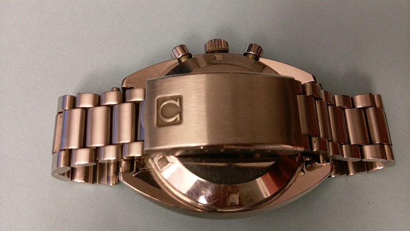 C60 Omega Seamaster Automatic 176.005 silver dial 12.jpg