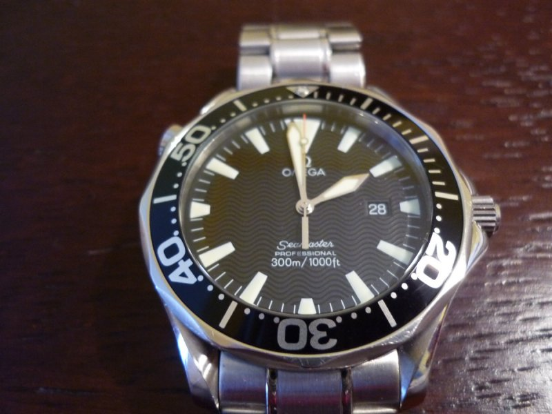 Erledigt] Omega Seamaster Professional 300m 22645000