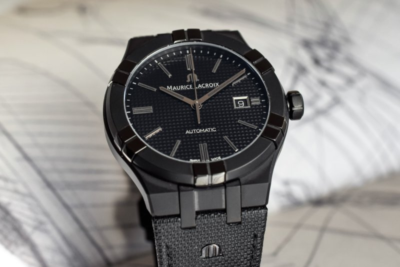 Maurice-Lacroix-Aikon-Automatic-All-Black-Geneva-Watch-Week-2019-4.jpg