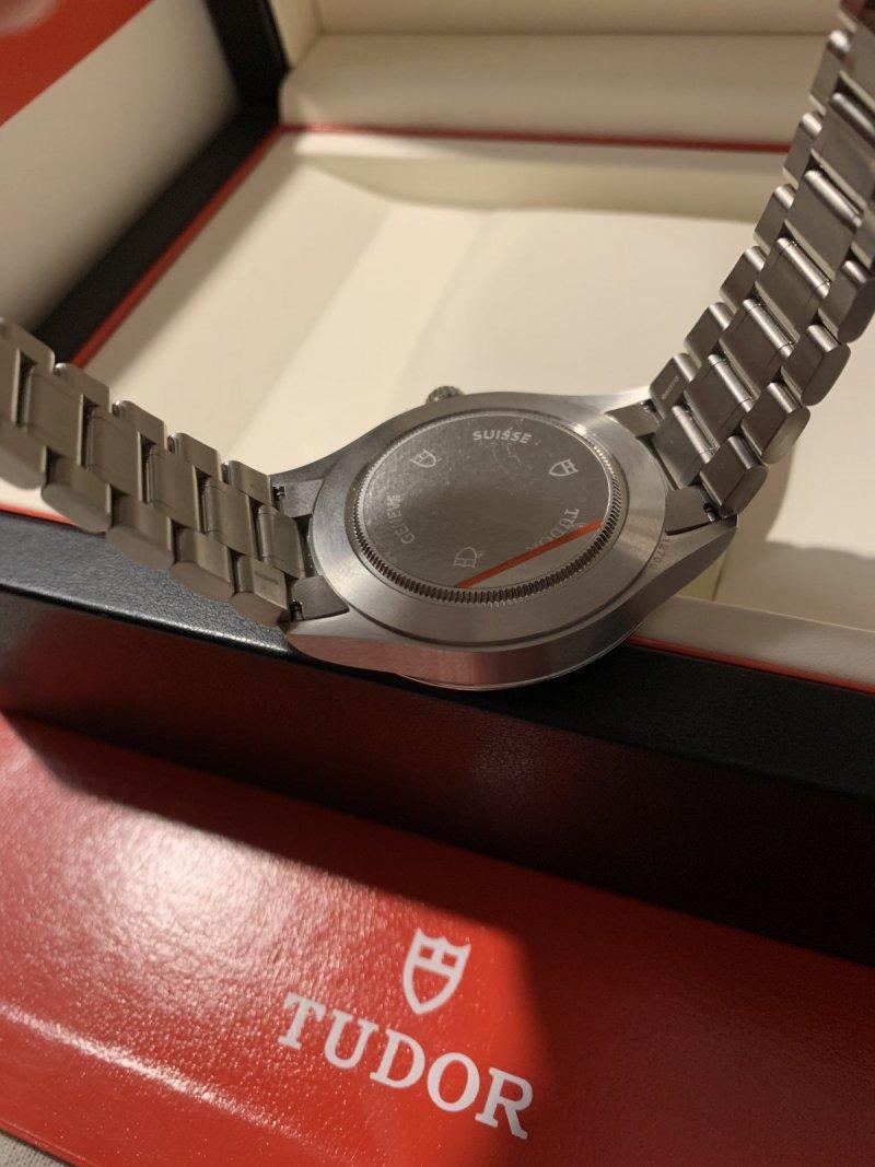 [Erledigt] - Tudor Style 41 Ref. 12700 Diamanten-ZB - Full