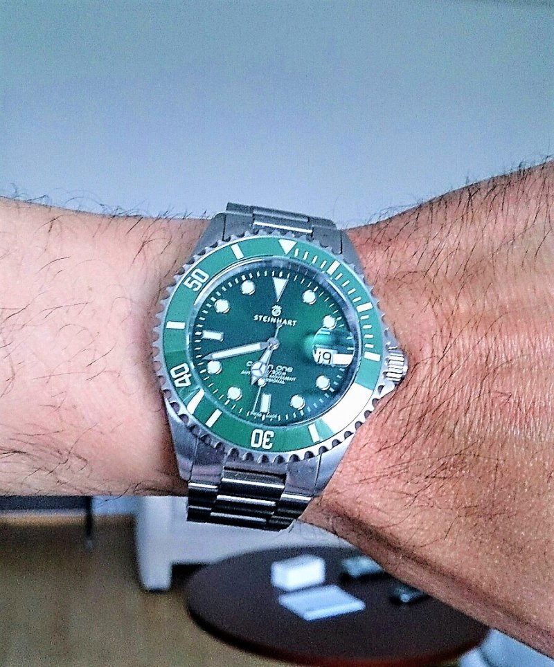 Steinhart Ocean One Premium Green 01.jpg