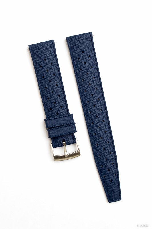 Uhrenarmband Kautschuk 20 mm blau Schnellverschluss-0441.jpg
