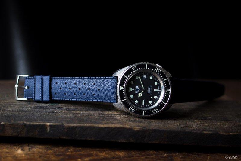 Uhrenarmband Kautschuk 20 mm blau Schnellverschluss-0467.jpg