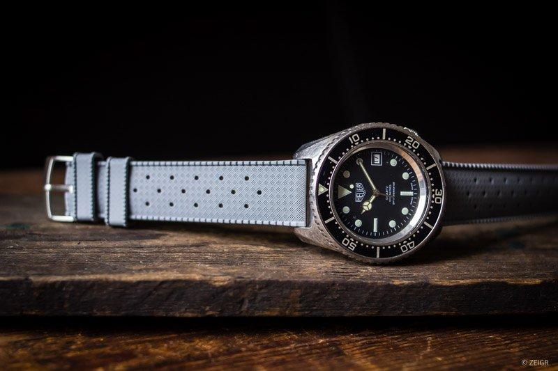 Uhrenarmband Kautschuk 20 mm grau Schnellverschluss-0463.jpg
