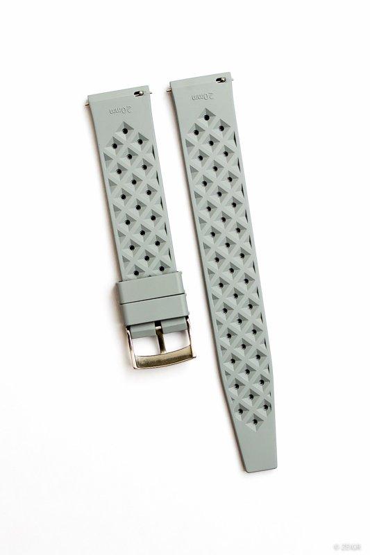 Uhrenarmband Kautschuk 20 mm grau Schnellverschluss-0451.jpg