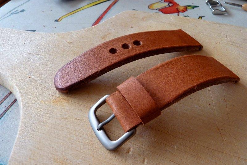 Bandanstoss 22mm, an der Schließe 20mm.JPG