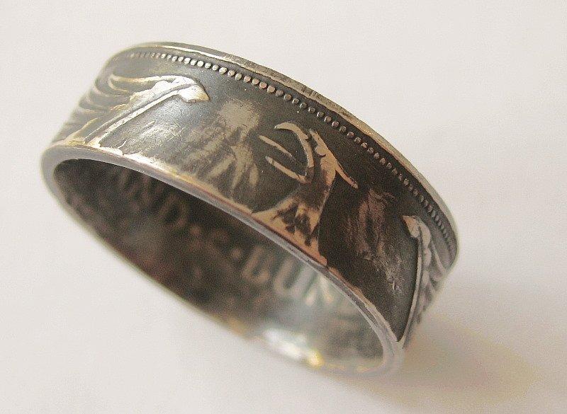 Ringe Aus Alten Münzen