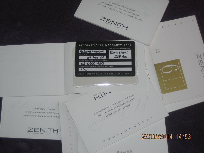 Zenith El Primero HW 420 (13).JPG