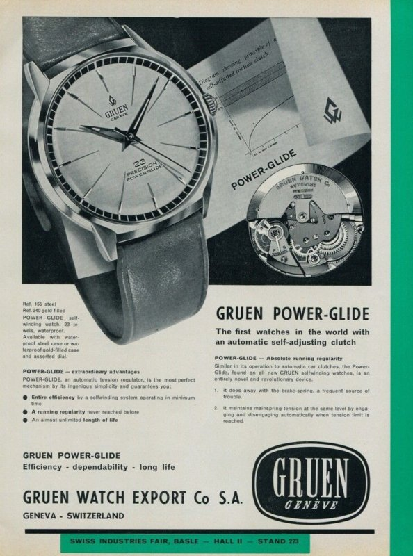 gruen werbung 1960.JPG